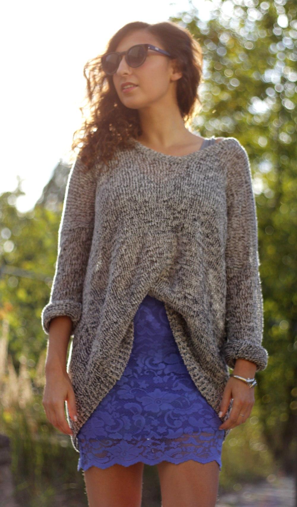 lace mini skirt half sunnies