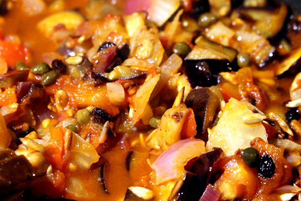 vegetarian Buffet Ideas II – Caponata