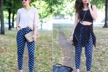 Summer Pants New Basics Harem Pants Oriental Pants