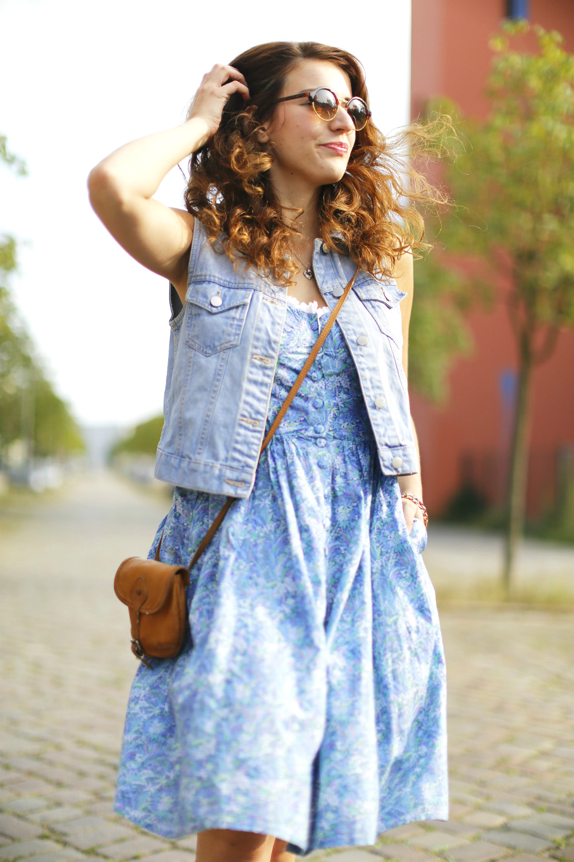cacharel vintage dress_halb hoch