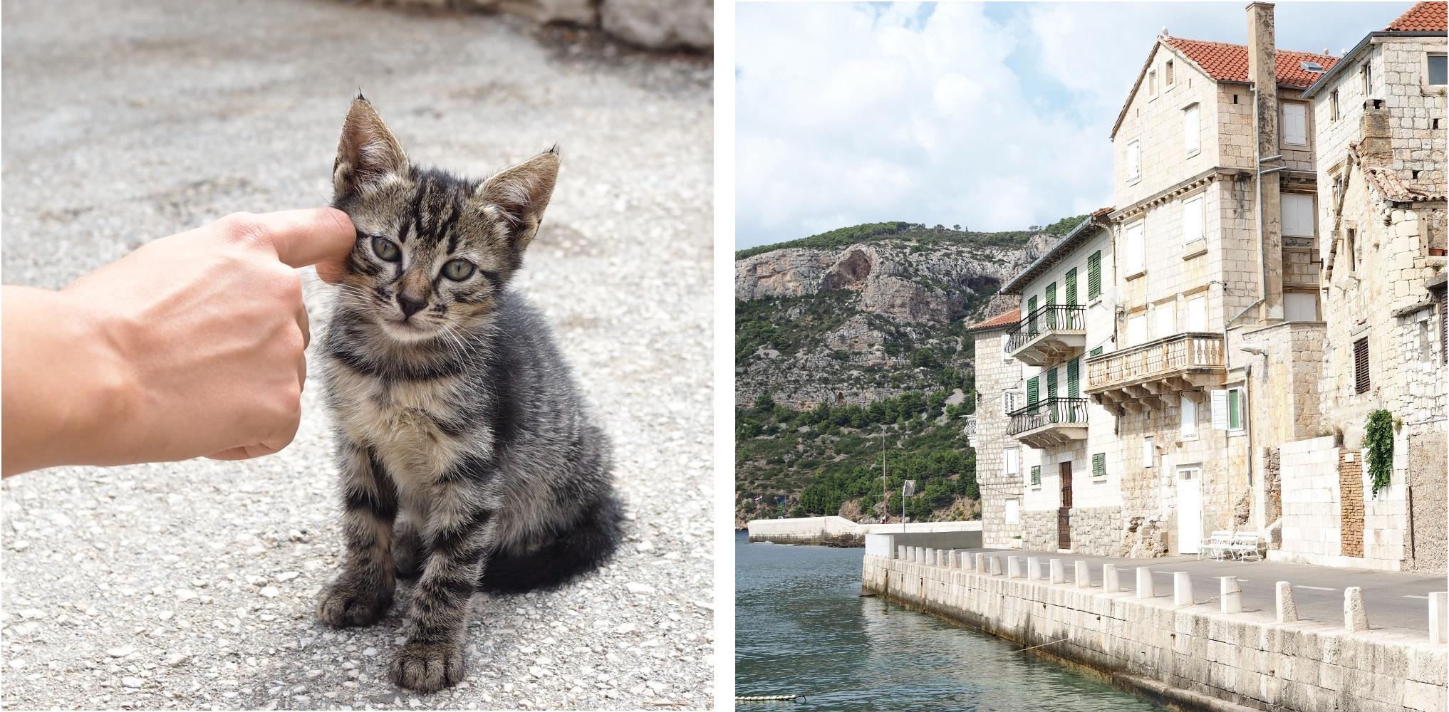 Vis Treval Guide Komiza Croatsia Croatian Island Otok Vis Reiseführer Reise Tipps Samieze