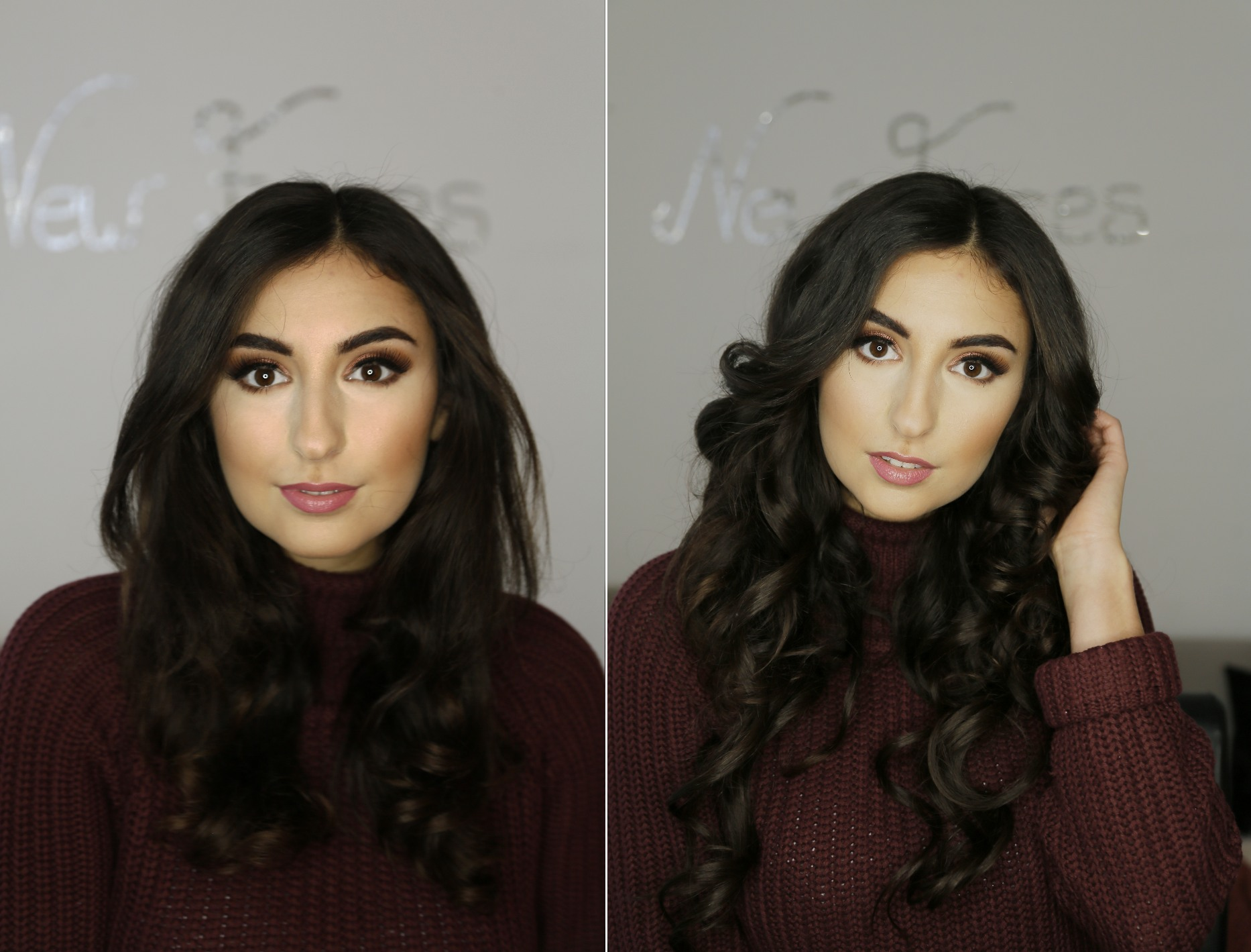 Irresistible Me Clip In Hair Extensions Review Curly Hair