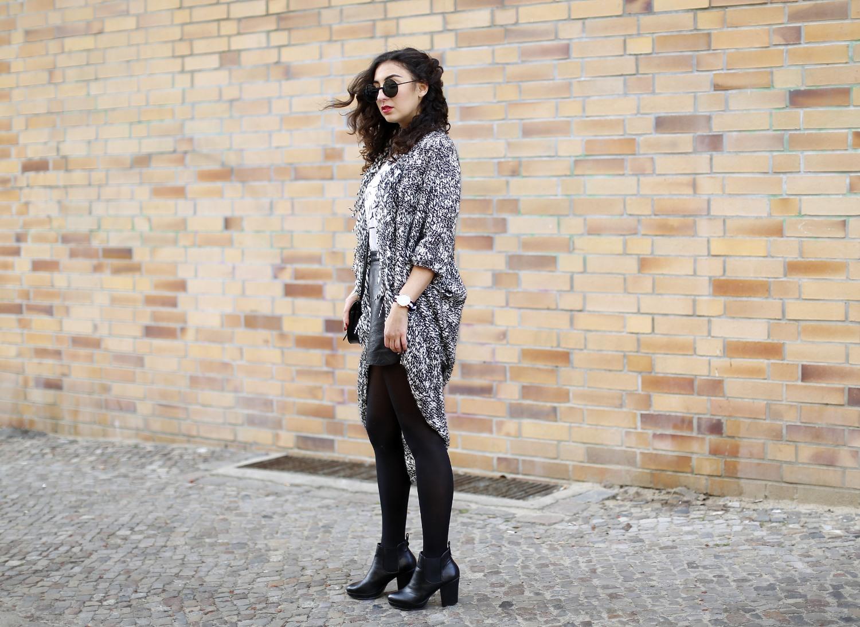 Esprit Long Cardigan Outfit - Fashion Blogger Berlin