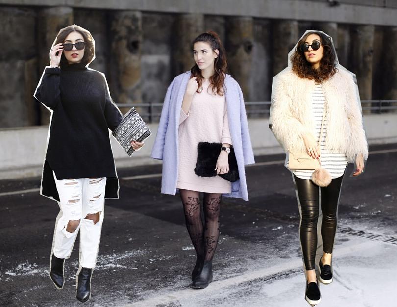 January Review Winter Streetstyles Berlin Blog Modeblog Outfit Winterlooks Samieze