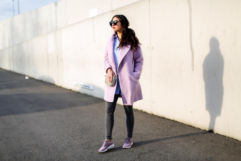 Mauve Nike Air Max Thea Fashion Blog Berlin