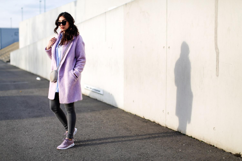 Nike Air Max Thea Schwarz Damen Outfit