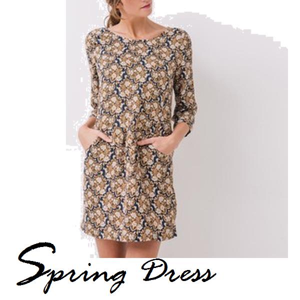 promod spring dress titel