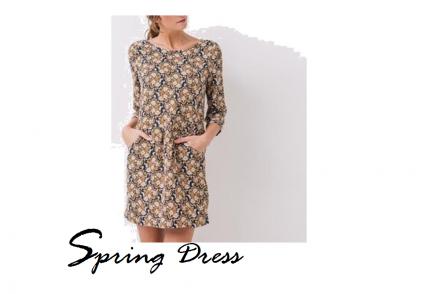 spring dress titel