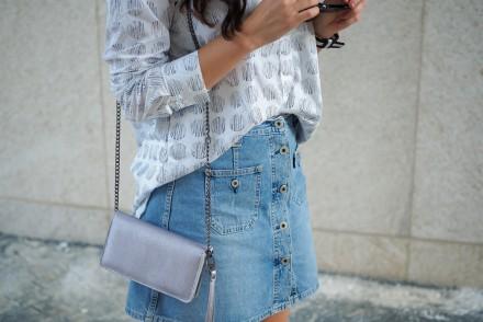 eterna good shirt white oversize hemd replay denim mini skirt marc b casual business chic summerlook jeans minirock kombinieren streetstyle fashionblogger samieze berlin modebloggerin_