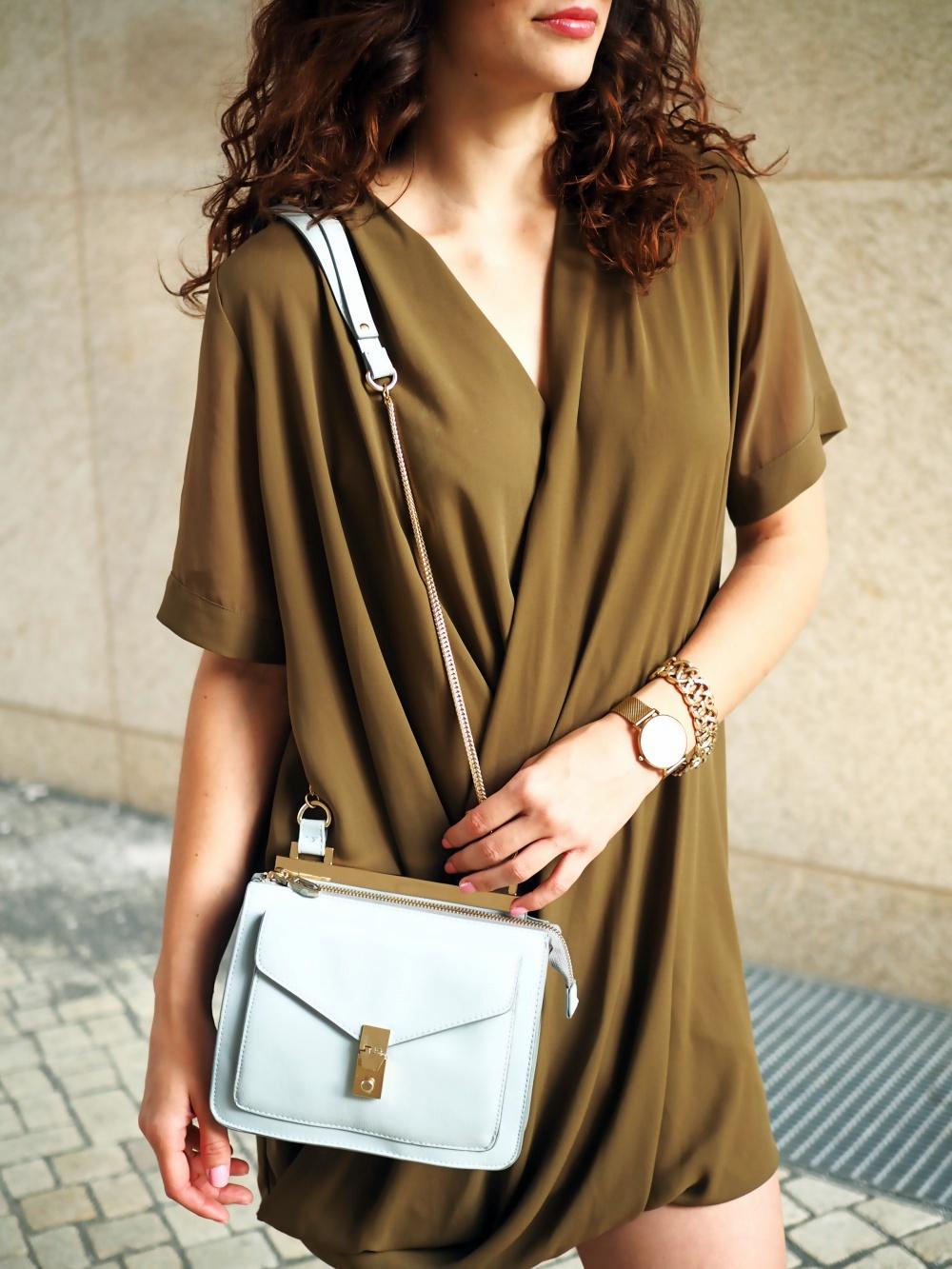 topshop-wrapped-dress-summer-streetstyle-zara-bag-khaki-chifffon-berlin-fashion