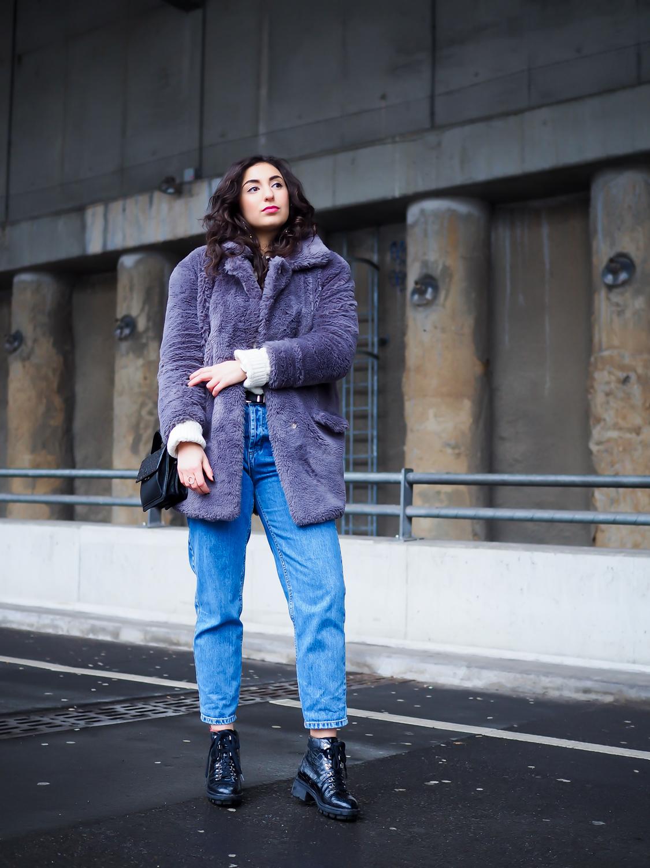 white high neck sweater edited pullover weiß zopfmuster vintage look adax lasercut bag momjeans pull&bear derbe stiefel boots uterque streetstyle berlin blogger deutschland modeblog samieze-7