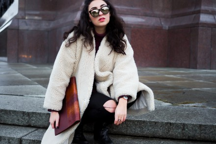 Monki Fluffy Kimono Coat streetstyle casual winterlook winter outfit samieze fashionblog blogger berlin deutschland-9