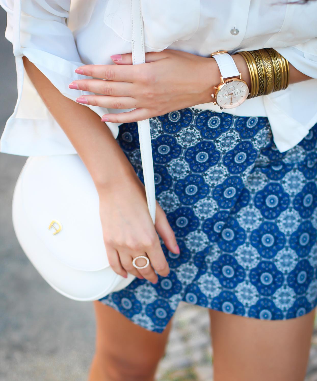 Birkenstock Outfit Ideas weiße gizeh blogger frauen etrias onlineshop wrap skirt mango aigner vintage tasche streetstyle modeblog fashionblog deutschland berlin samieze