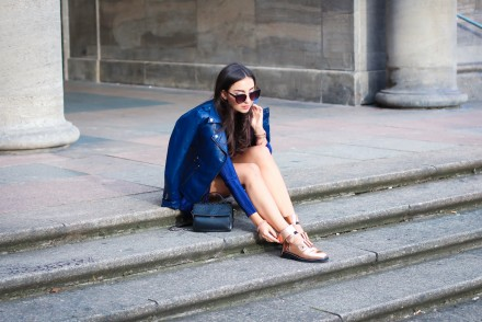 mango party wrap dress ausgeh look partykleid axle boots asos kupfer stiefeletten ankleboots gold egdy berliner fashion week modeblog fashionblog deutschland samieze